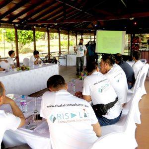 Contract Management Workshop Exposure in Colombo Bentota Sri Lanka